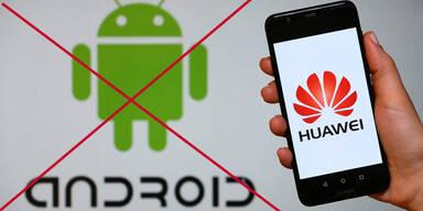 Schock für Huawei: Neues Flaggschiff wohl ohne Android