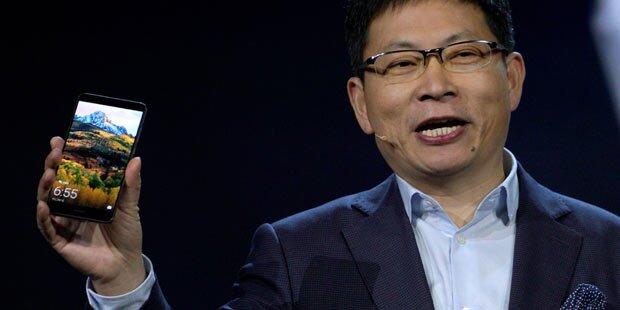 Huawei startet volle Attacke aufs iPhone