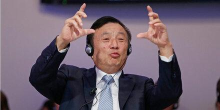 Huawei-Gründer weist Spionagevorwurf zurück
