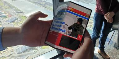 Mate X nur in China, Galaxy Fold erneut kaputt