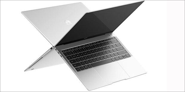 Huawei: MacBook-Gegner und Tablets