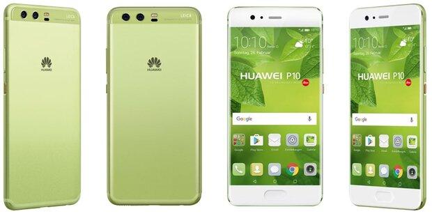 Huawei bringt neue Variante des P10