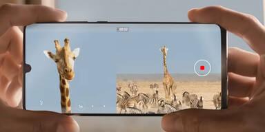 Neue Top-Funktion für Huawei P30 Pro