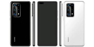 Huawei P40 Pro kommt mit 7 Kameras