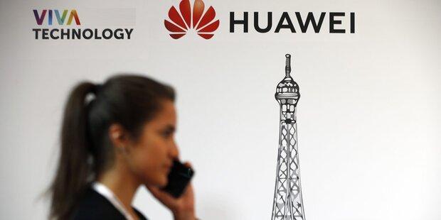 Huawei hofft auf Europas Vertrauen