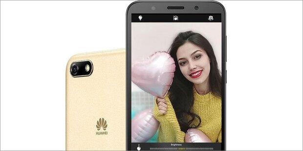 Huawei bringt nächstes Preiskracher-Handy