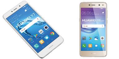 Huawei bringt zwei günstige Smartphones