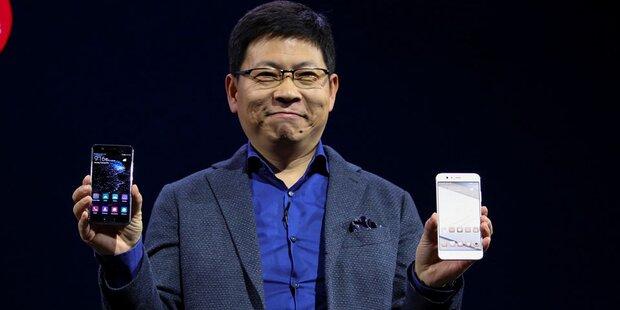 Huawei greift mit dem P10 (Plus) an