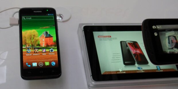 Highlights vom Mobile World Congress Tag 1