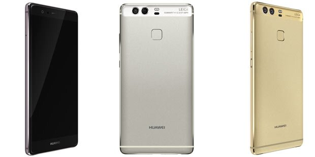 Huawei P9 greift das Galaxy S7 an