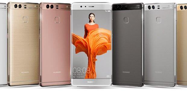 Huawei P9 ist ein echter Bestseller