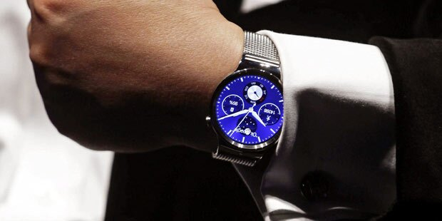 Huawei setzt auf edle Smartwatch