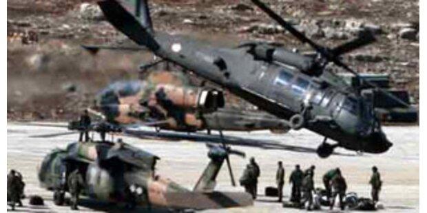 Ankara fliegt erneut Angriffe gegen PKK
