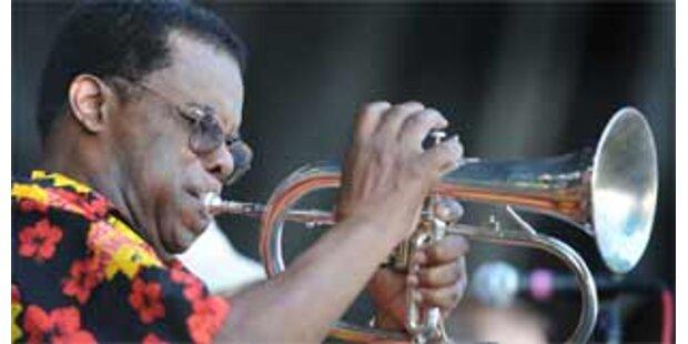 Jazz-Trompeter Freddie Hubbard 70-jährig gestorben