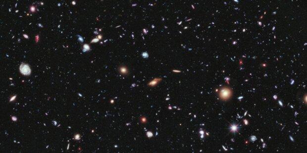 Das ist der bislang tiefste Blick ins Weltall