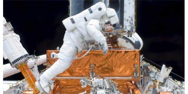 Reparaturen am Hubble-Teleskop gelungen