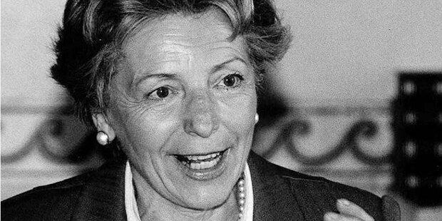ÖVP-Legende Hubinek ist tot