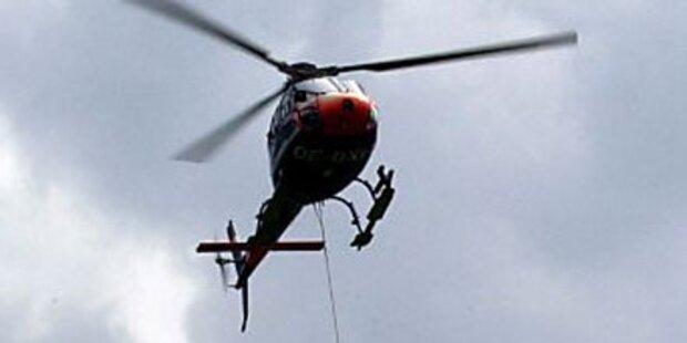 Lungauer bei 150-Meter-Absturz getötet