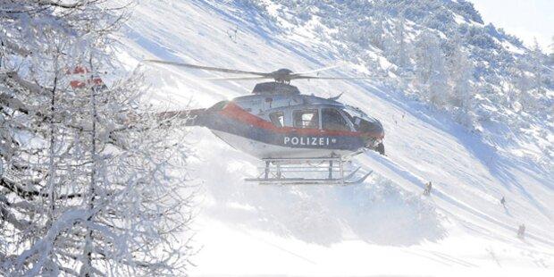 Tscheche stirbt nach Skiunfall in Tirol