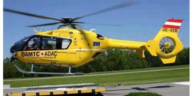 Kärtnerin von Trampolin schwer verletzt