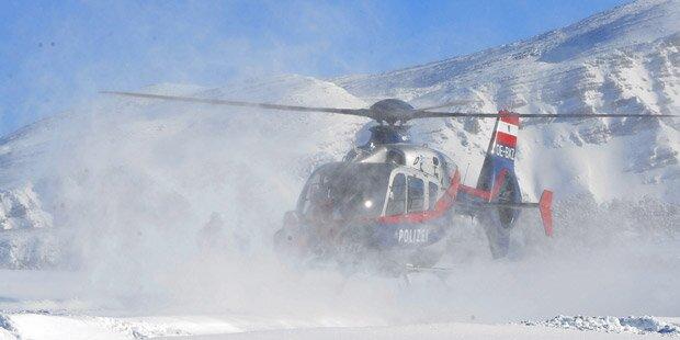 18-jähriger Wiener stirbt nach Skiunfall