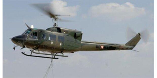Tschad-Einsatz verzögert sich mangels Helikoptern