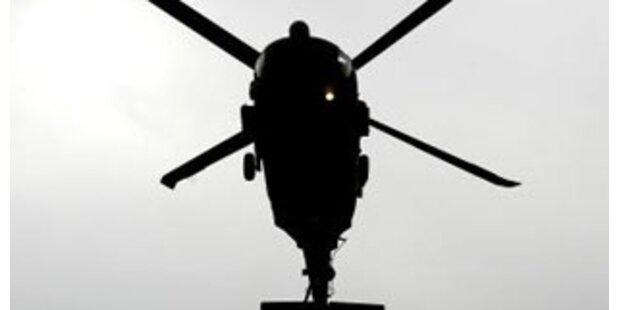 Ermittlungen nach Beinahe-Crash zweier Helikopter