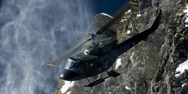Heer rüstet Hubschrauber um 63 Mio. auf