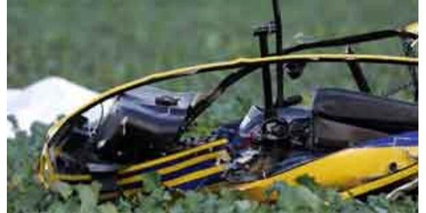 Prozess gegen Unfall-Piloten vertagt