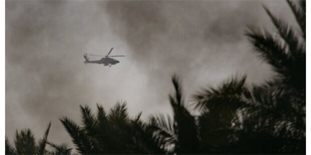 Amerikaner nach Hubschrauber-Crash hingerichtet