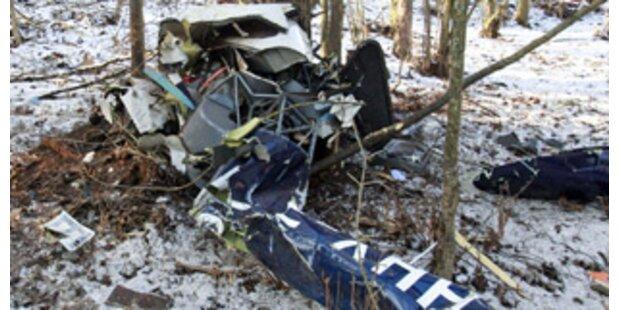Toter bei Hubschrauberabsturz in Kärnten