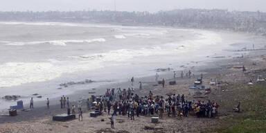Wetterbericht rettete 400.000 Menschen das Leben