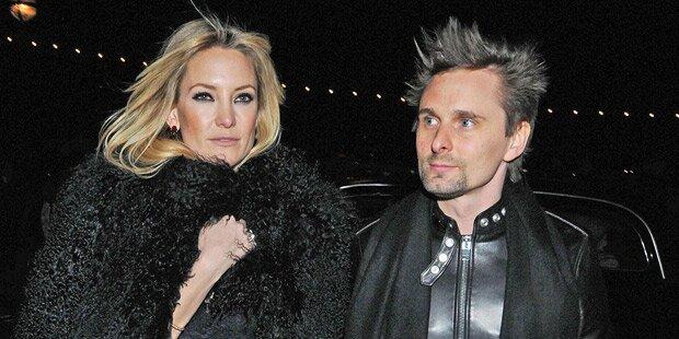 Kate Hudson und Matt Bellamy getrennt
