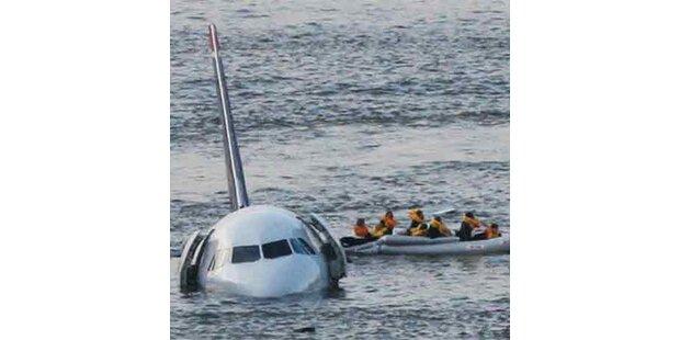 Ganz New York feiert nun Kapitän als Helden