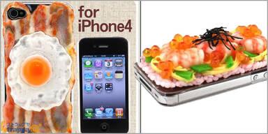 Die irrsten iPhone-Hüllen aller Zeiten