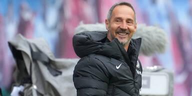 Fix: Hütter wird neuer Gladbach-Trainer