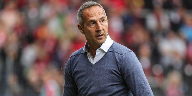 Hütters Sieges-Serie mit Frankfurt beendet