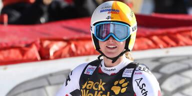 Schweizer Doppelsieg in Val d'Isere