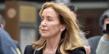 Schauspielerin Huffman soll 14 Tage ins Gefängnis