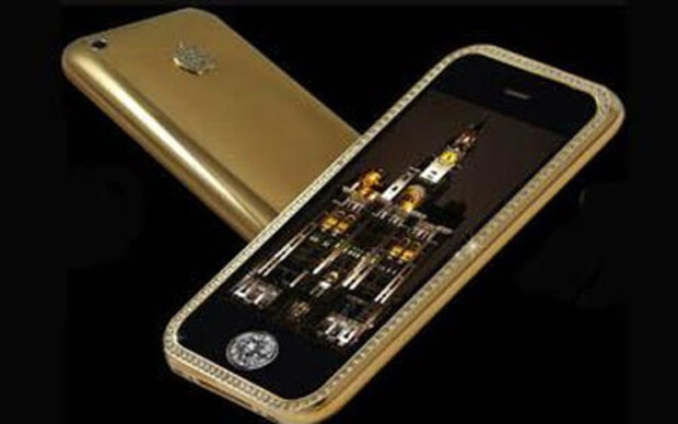 iPhone Supreme: Das 2 Mio. Euro Handy!