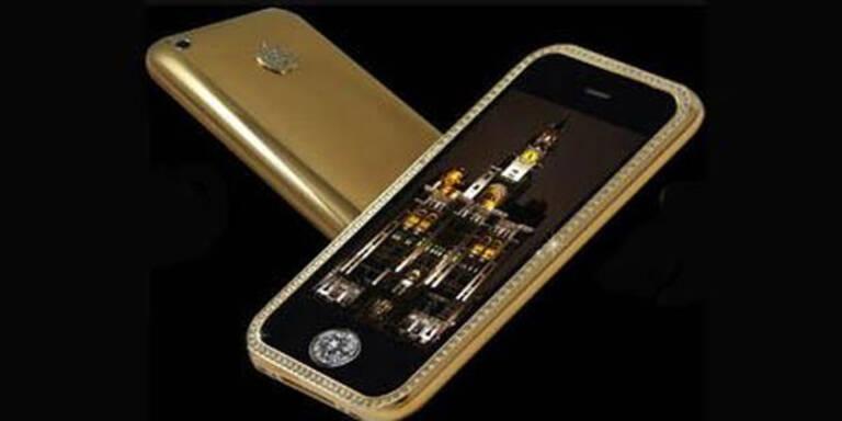 Das teuerste Handy der Welt.