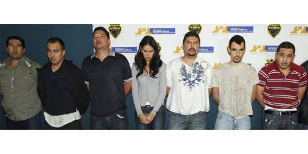 Miss Mexiko wegen Drogenverdachts festgenommen
