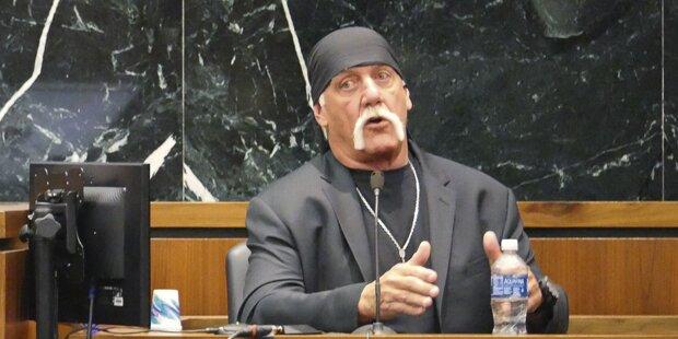 Blog wegen Hulk Hogan-Porno vor Aus?
