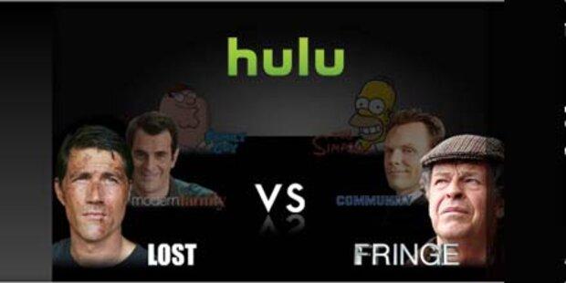 Hulu holt gegenüber YouTube mächtig auf