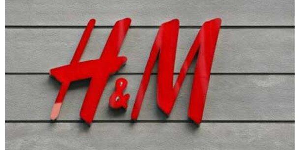 H&M Österreich mit leichtem Umsatzminus