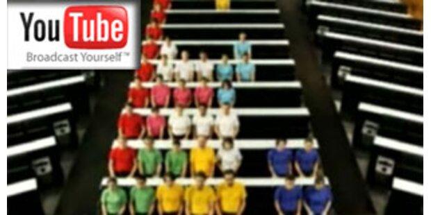 Die Youtube-Awards wurden vergeben