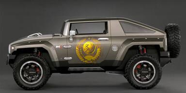 Russischer Brachial-Unternehmer will Hummer kaufen