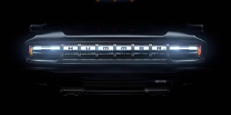 GM bringt 1.000 PS starken Elektro-Hummer