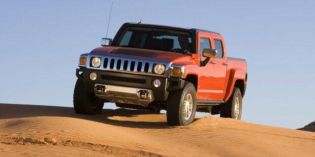 GM bringt Hummer als E-Offroader zurück