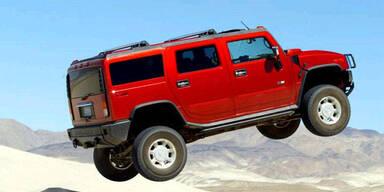 Erstmals weniger Geländewagen und SUV verkauft